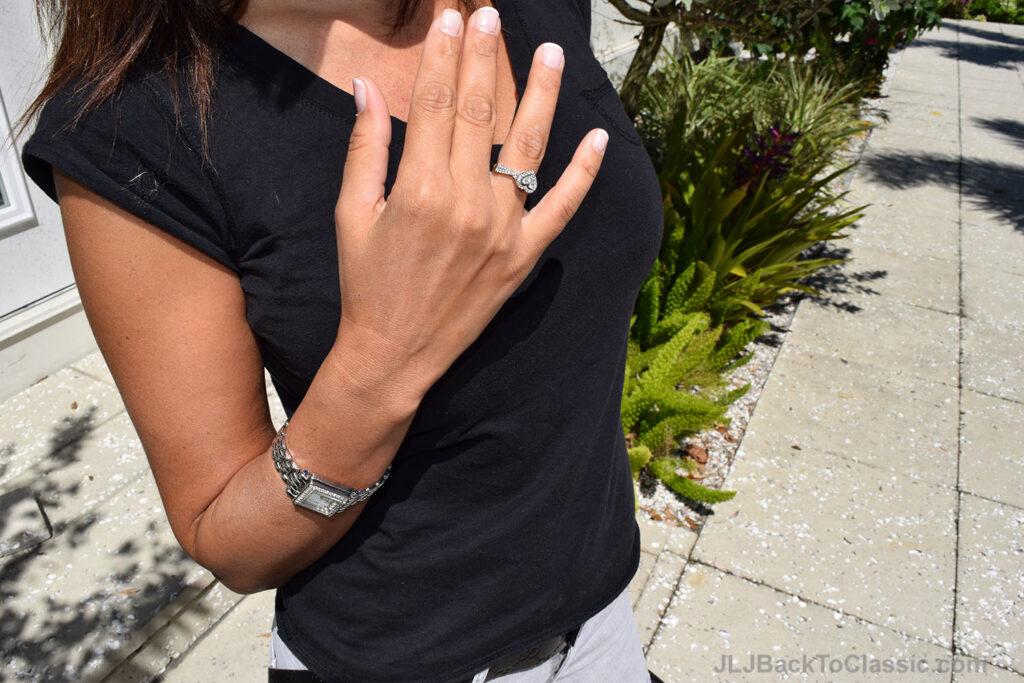Shirleee-Russell-Tiffany-Heart-Ring-Chopard-Watch-Zara-Tee-Gucci-Belt