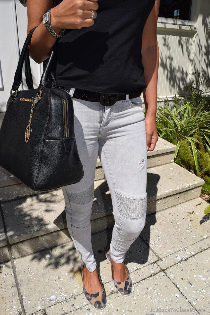 Zara-TShirt-Jeans-Flats-Gucci-Belt-Michael-Kors-Bag-Tiffany-Ring