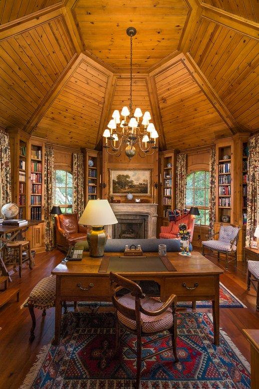 Classic-Carmel-CA-Bungalow-Library