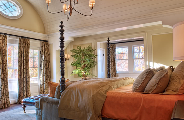 Bedroom-Shingle-Style-House-By-Stephen-Fuller