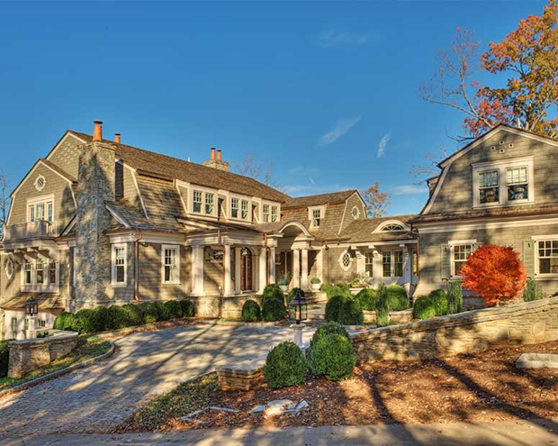 Shingle-Style-House-Lake-Keowee-South-Carolina-By-Stephen-Fuller