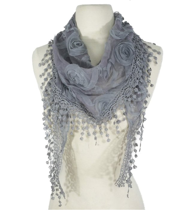 Tan's-Silk-Poly-lace-Scarf-Amazon.com