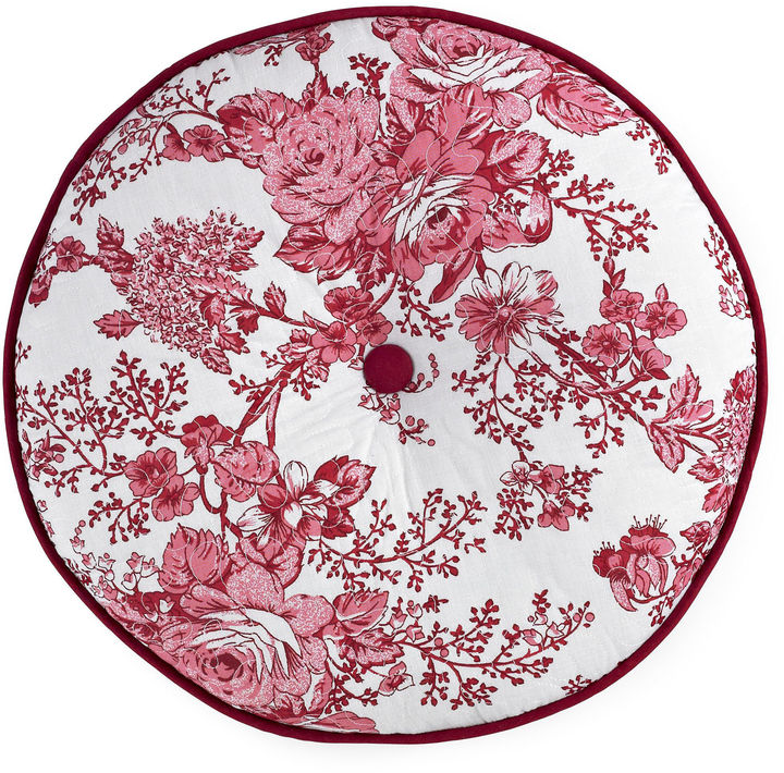 JCP-Toile-Garden-Round-Decorative-Pillow