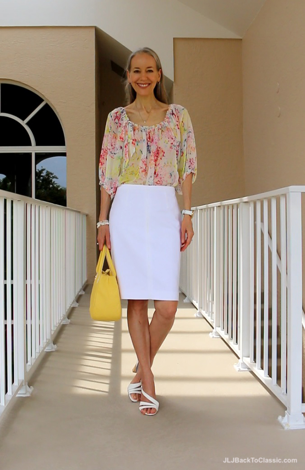 janis-Lyn-Johnson-Fashion-Over-40-How-To-Style-A-White-Pencil-Skirt