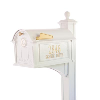 Balmoral-Streetside-Monogram-Mailbox-Wayfair