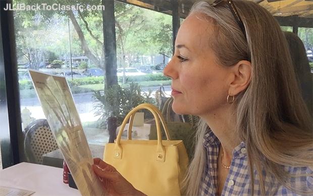 Janis-Lyn-Johnson-Vlogging-For-JLJBackToClassic.com-At Brio-Tuscan-Grille-Naples-FL