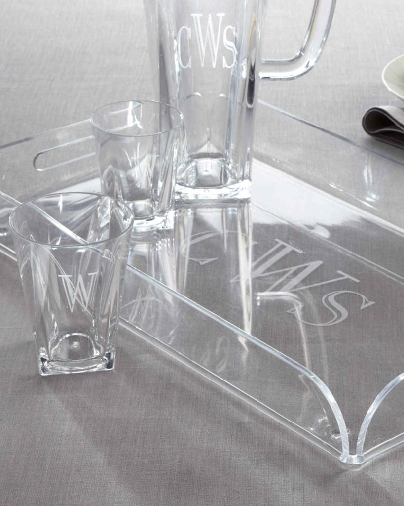 monogrammed-acrylic-tray