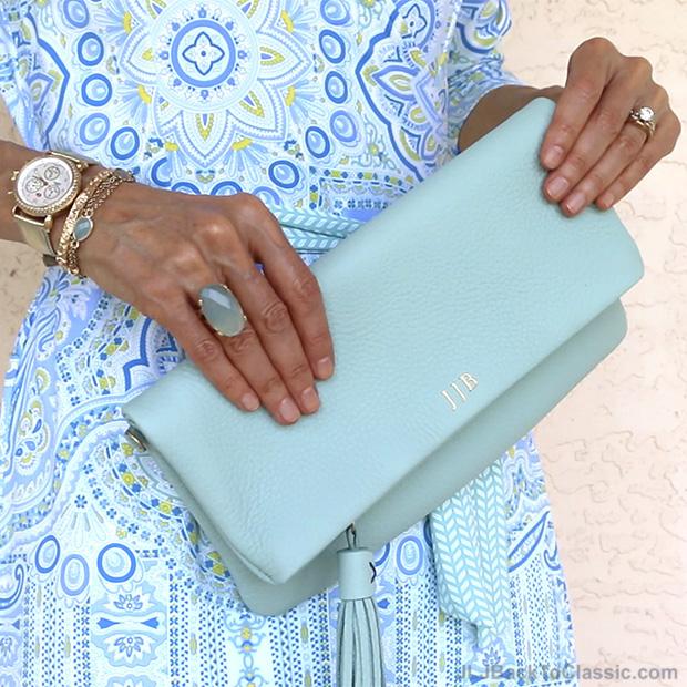 Classic-Fashion-Over-40-50-J-McLaughlin-Dress-Michele-Watch-Gigi-NY-Clutch