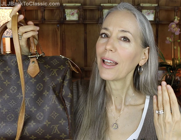 d8d66aafebfc Video) Classic Fashion Over 40 50  Designer-Handbag Shame Chat…and ...