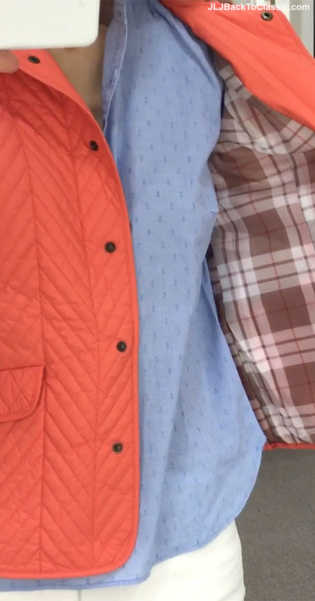 classic-fashion-over-40-50-talbots-bright-pumpkin-quilted-barn-coat