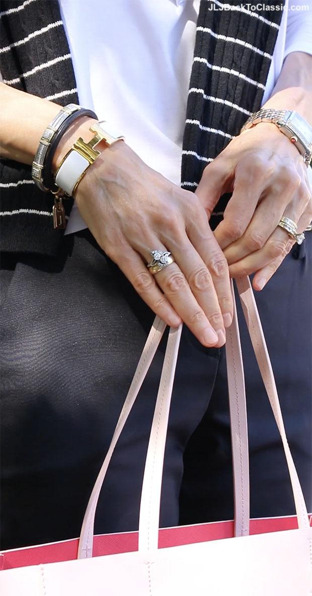 classic-fashion-over-40-hermes-h-bracelet-judith-ripka-cuff-michele-watch