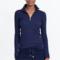 Classic-Fashion-Over-40-50-Lauren-Ralph-Lauren-Womens-Mock-Neck-Pullover-Navy