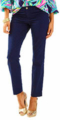 Classic-Fashion-Over-40-50-Lilly-Pulitzer-Kelly-Ankle-Length-Skinny-Pant