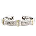 classic-fashion-over-40-judith-ripka-jr-two-diamond-kick-cuff-therealreal