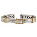 classic-fashion-over-40-preloved-judith-ripka-two-tone-diamond-cuff-therealreal