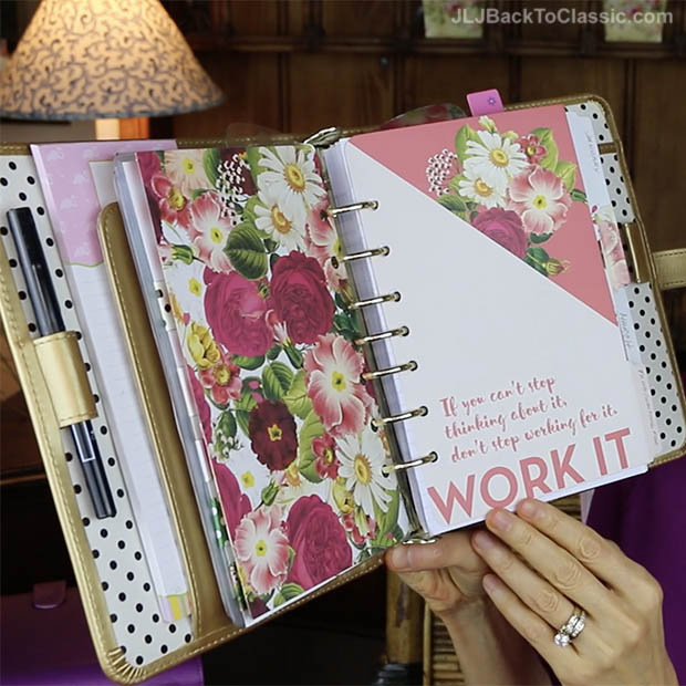 Classic-Home-Office-Organization-Franklin-Covey-Planner-Love-2017-Botanical-2