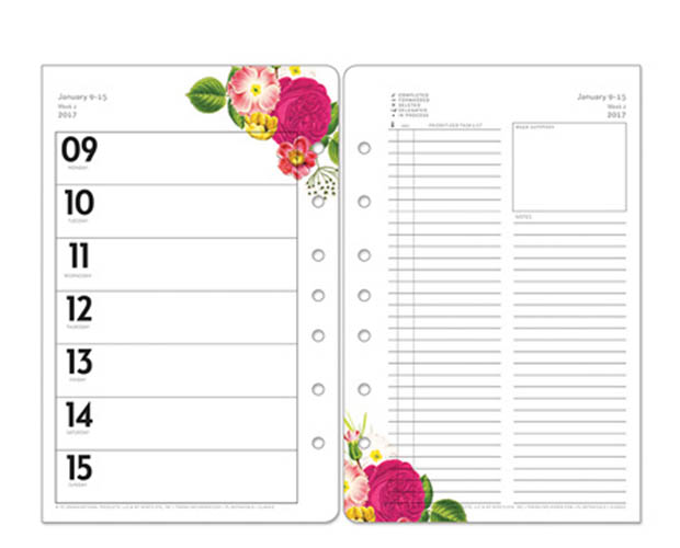 Franklin-Covey-Planner-Love-Botanicals-Ringbound-Weekly-Planner