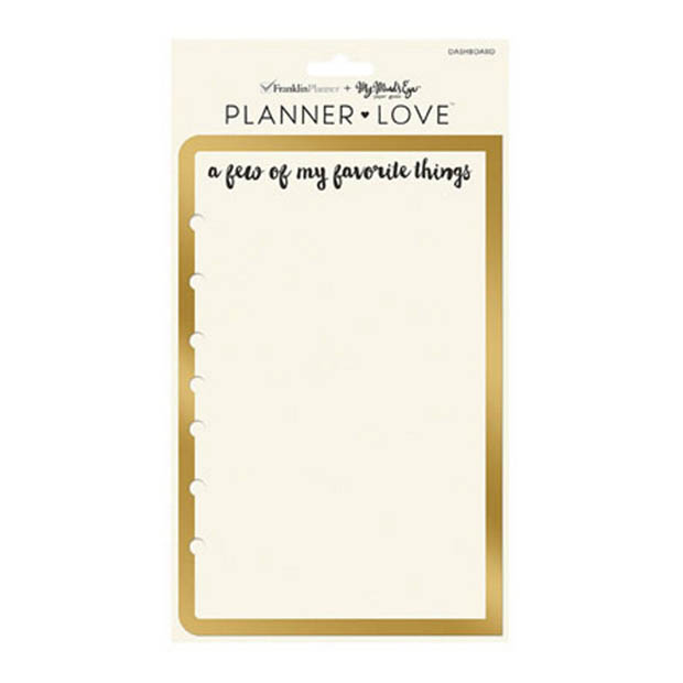 Franklin-Covey-Planner-Love-Gold-Dashboard