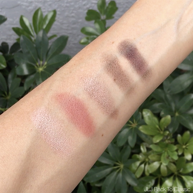 Classic-Beauty-Over-40-100-Percent-Pure-Pretty-Naked-II-Palette-Swatches
