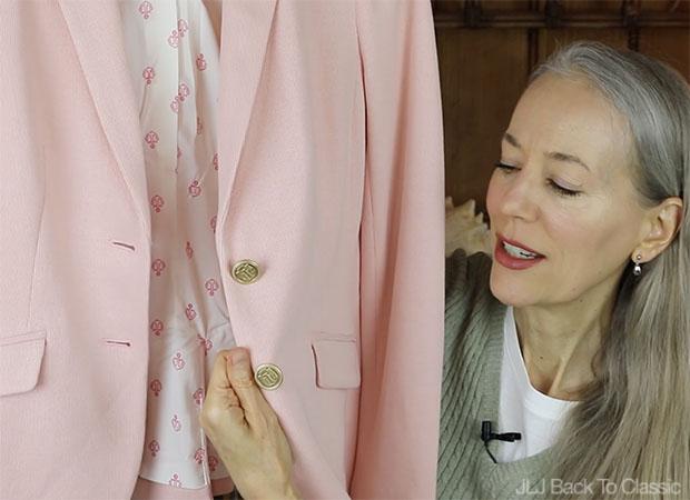 Classic-Fashion-Over-40-50-Talbots-Aberdeen-Knit-Blazer