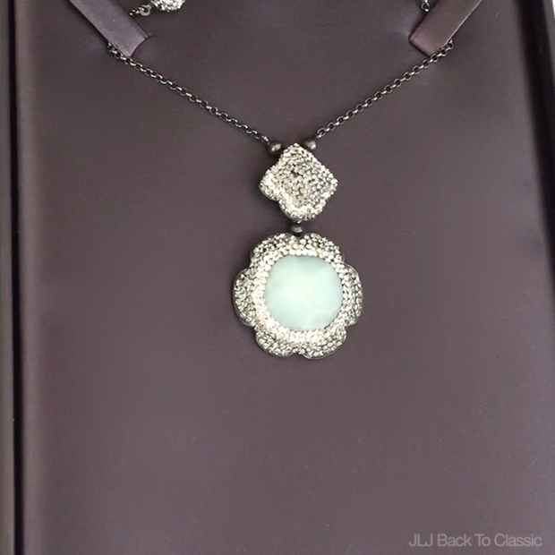 Green-Chrysoprase-Drop-Necklace-Auction-Item-Cancer-Alliance-of-Naples-Fundraiser-2017