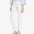 Classic-Fashion-Over-40-Ann-Taylor-Devin-Fit-Cropped-White-Pant