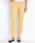 Talbots-Flawless-Five-Pocket-Ankle-Candy-Yellow-Pastel-Jean
