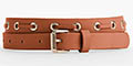 Classic-Fashion-Over-40-Talbots-Gold-Buckle-Belt-Spring-Sienna