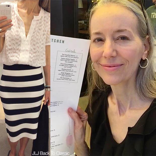 Vlog Healthy Living Classic Fashion Over 40 50 How I De Stress A