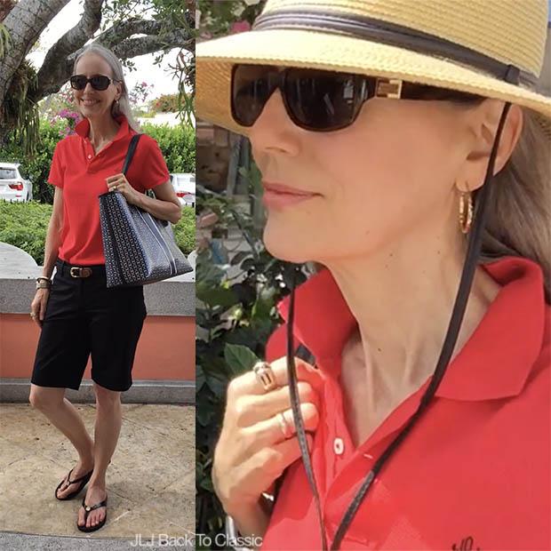 Classic-Fashion-Ralph-Lauren-Polo-Shirt-Tory-Burch-Gemini-Link-Tote