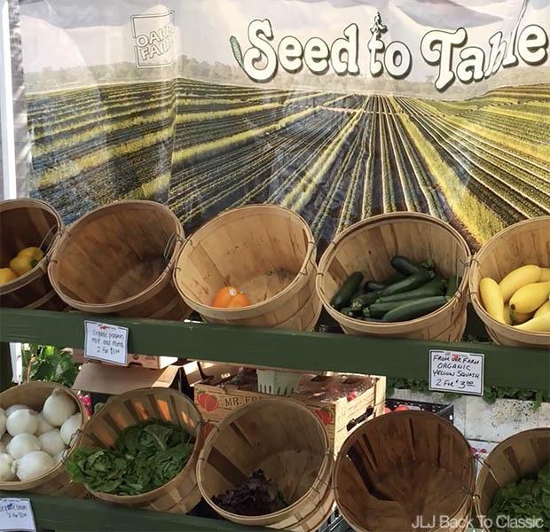 log-Oakes-Farms-Organic-Vegetables-Third-Street-Farmer's-Market-Naples-Florida