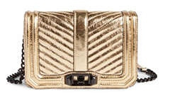 Rebecca-Minkoff-Small-Love-Gold-Metallic-Crossbody-Bag