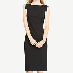 Ann-Taylor-Stretch-Sheath-Dress