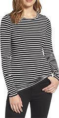 Halogen-Long-Sleeve-Striped-Tee