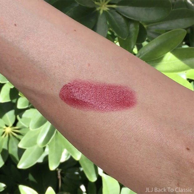 Colorganics-Hemp-Organics-Ruby-Lipstick-Swatch