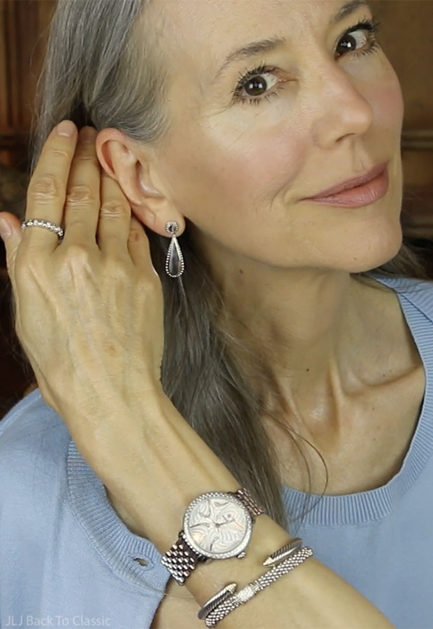 David-Yurman-Cable-Bracelet-Lagos-Earrings-Diamond-Caviar-Bracelet-and-stacking-Ring