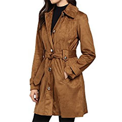 Jessica-Simpson-Belted-Faux-Suede-Trench