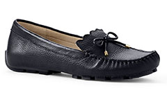 Lands-End-Womens-Scallop-Driving-Moccasins-Black