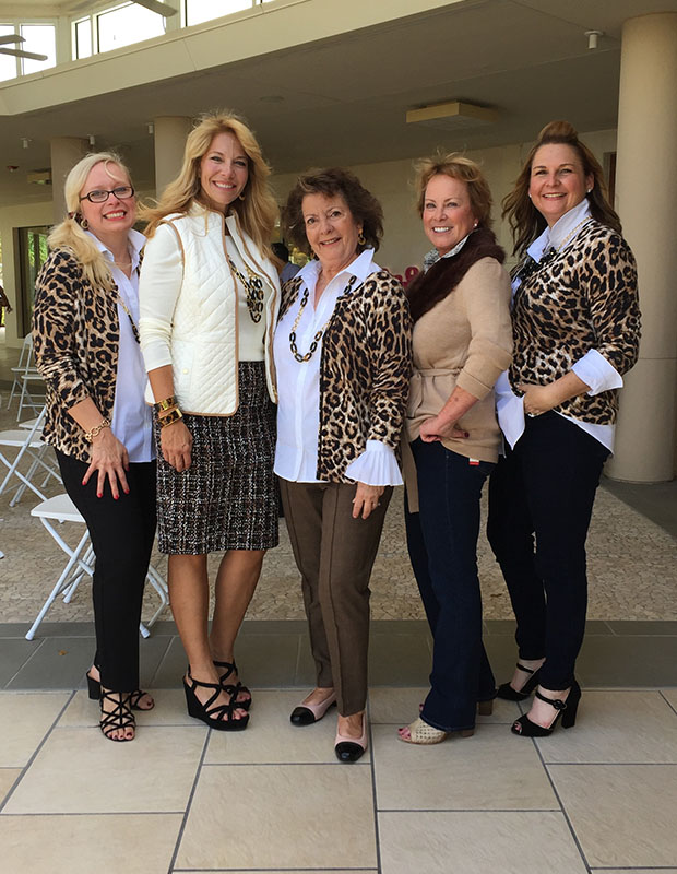Talbots-Waterside-Shops-Manager-Beth-Boucher-Nemeth-Left-Kim-Macaluso-Right-And-Models