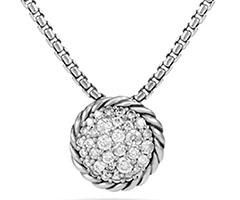 David-Yurman-Sterling-Silver-Pave-Diamond-Necklace