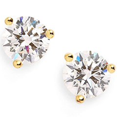 Nordstrom-1-ct-tw-Cubic-Zirconia-Stud-Earrings