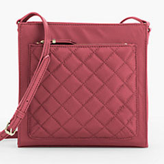 Talbots-Quilted-Nylon-Front-Pocket-Crossbody-Bag