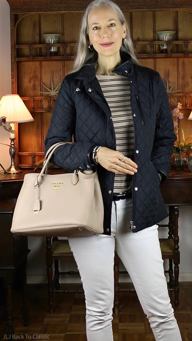 classic-fashion-black-quilted-ralph-lauren-jacket-prada-vitello-daino-tote-cammeo