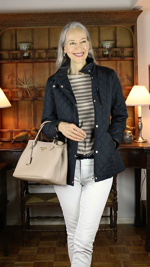 quilted-ralph-lauren-jacket-prada-vitello-daino-tote-cammeo-janis-lyn-johnson