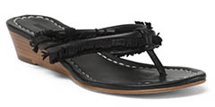 bernardo-leather-fringe-thong-wedge-sandal