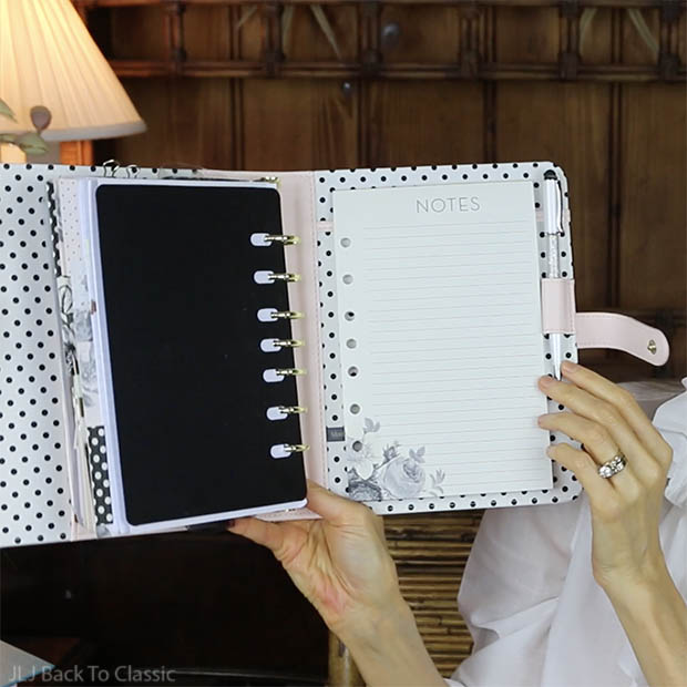 franklin-covey-planner-love-binder-and-blush-florals-notepad