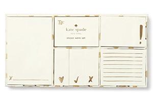 kate-spade-gold-foil-leopard-spots-sticky-note-set