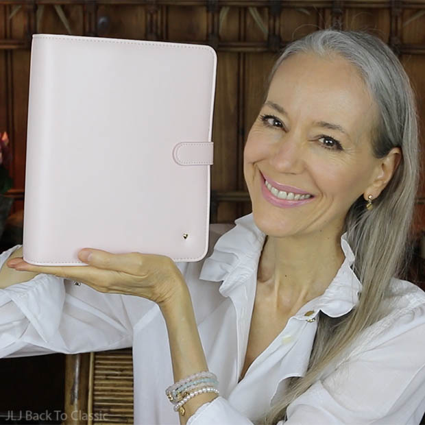 video-review-franklin-covey-planner-love-blush-binder-and-blush-floral-planner-classic