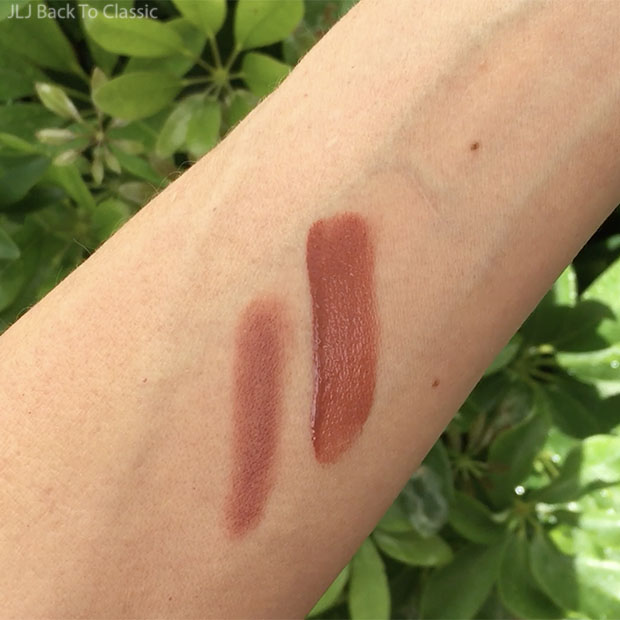 gabriel-venus-lip-gloss-and-innocence-lipliner-swatch-green-beauty-over-50
