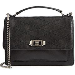 rebecca-minkoff-black-top-handle-bag